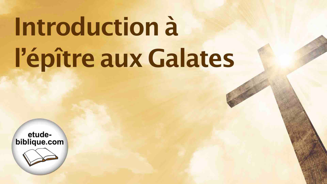 Introduction Galates